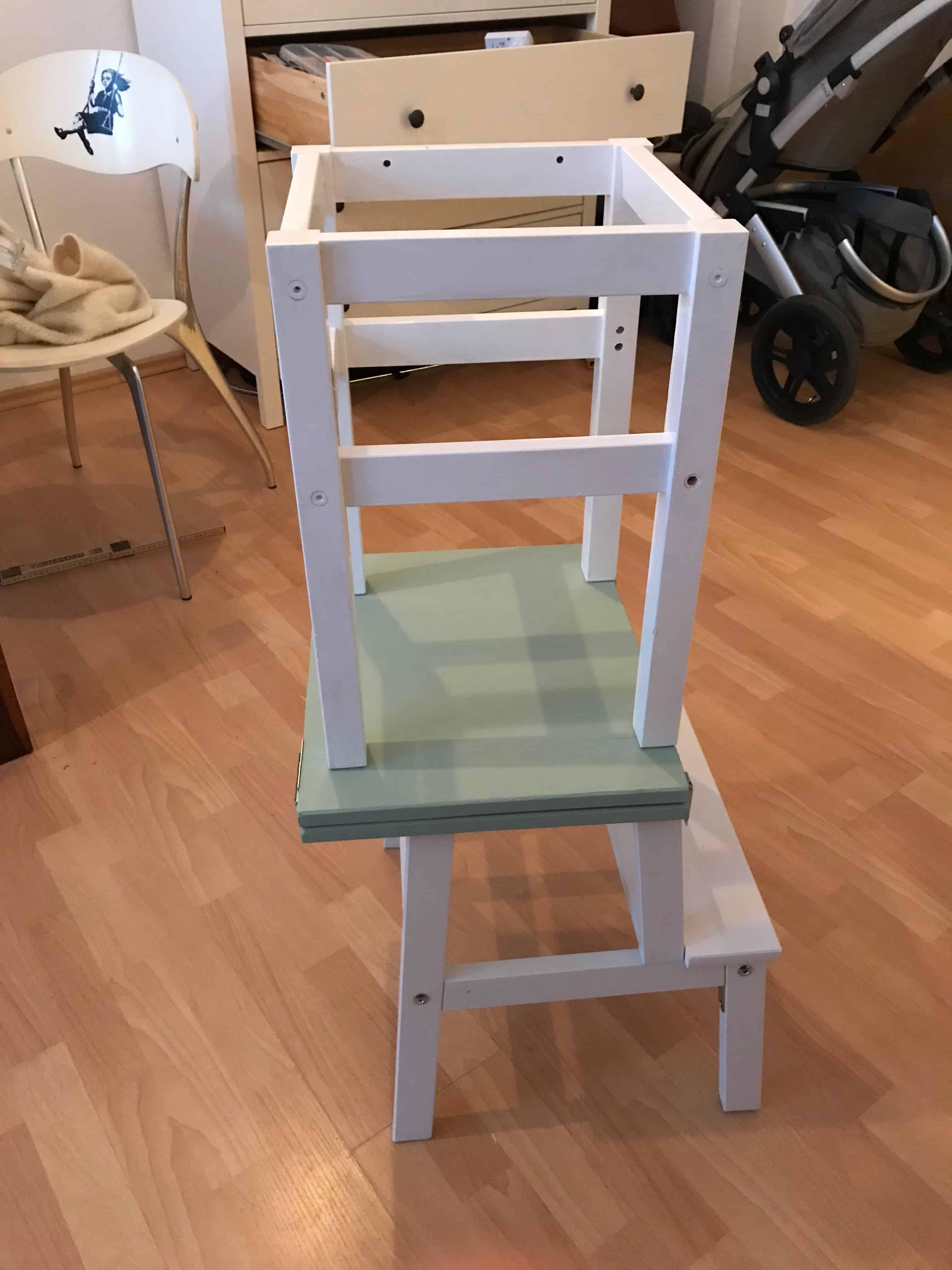 Lernturm Und Kindertisch In Einem Ein Ikea Hack Planningmathilda